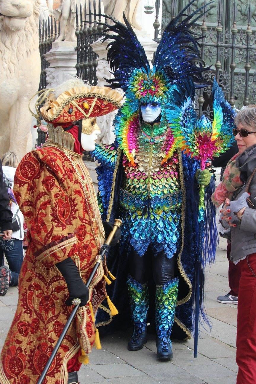 Carnaval de Venise à l'Arsenal
