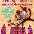 Trinqu'arts marché de créateur