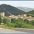 Charmant village diois