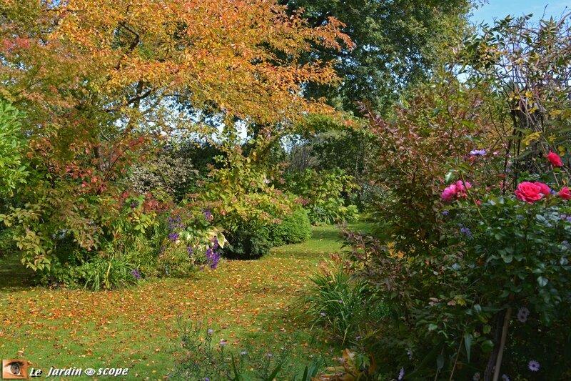 Le Jardin de Chantal à Jouy-le-Potier