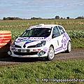 2012 : Rallye de Bourbonne les Bains/Finale VHC