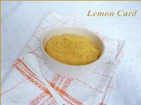 lemon curd index
