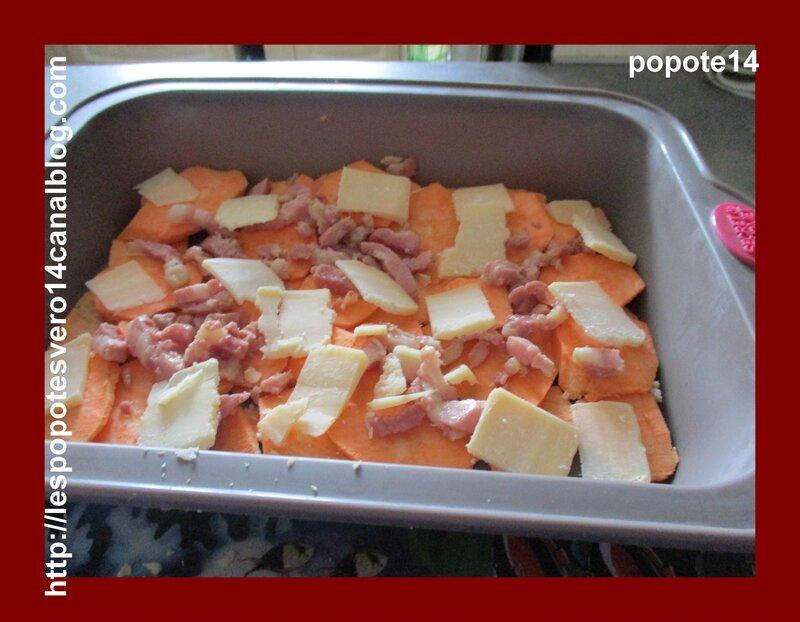 gratin patate douceconté5