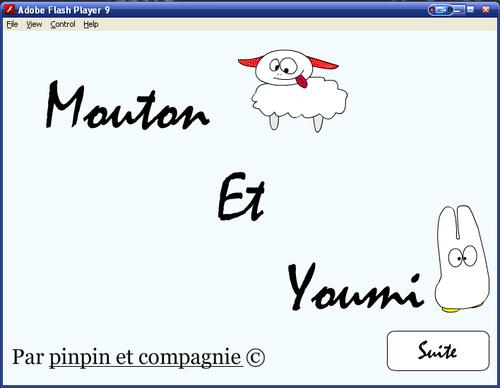 n°114 - Le mouton de Pinpin&compagnie