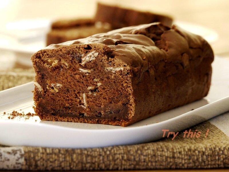 gâteau chocolat tofu soyeux 2