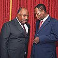 Ali bongo : je n'ai jamais promis le poste de vice-président à rené ndemezo'o obiang