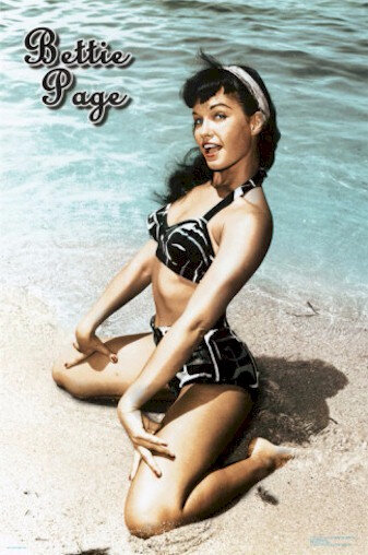 pinup-bettie-page-beach-BBrp522