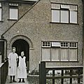 1936- Beatrice Rose et Lydia-Hillingdon