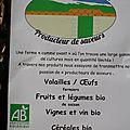 La ferme du rouret (volailles & produits bio)