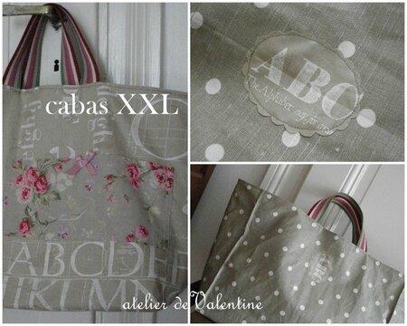 cabas xl et cabas valentine juin 20123