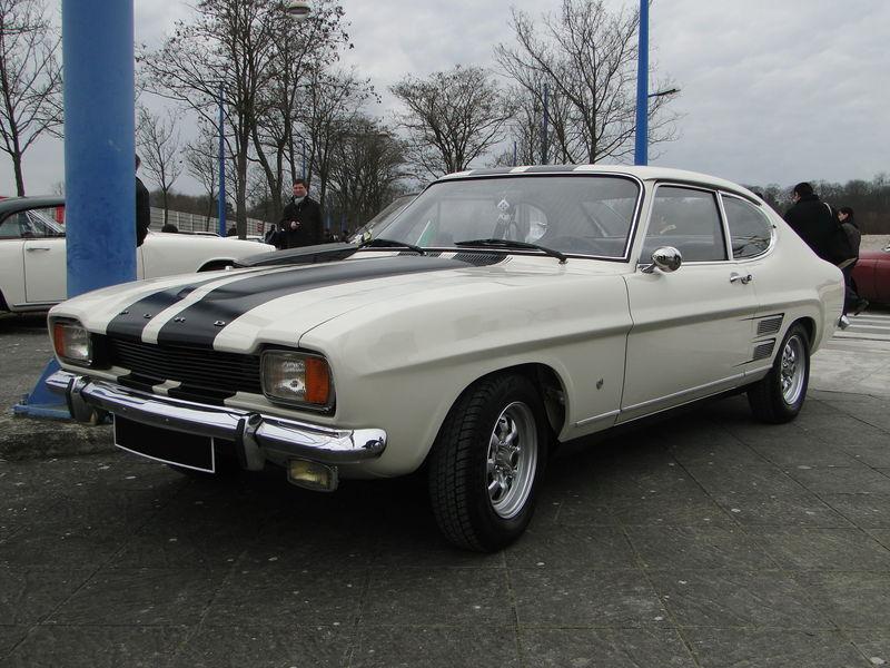 Ford capri gt mark i xlr 1969 1973 oldiesfan67 mon - Salon de l auto reims ...