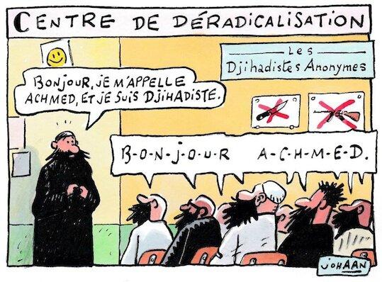 DERADICALISATION