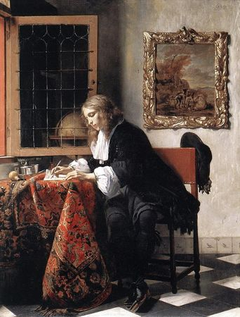 Gabriel_Metsu___Man_Writing_a_Letter