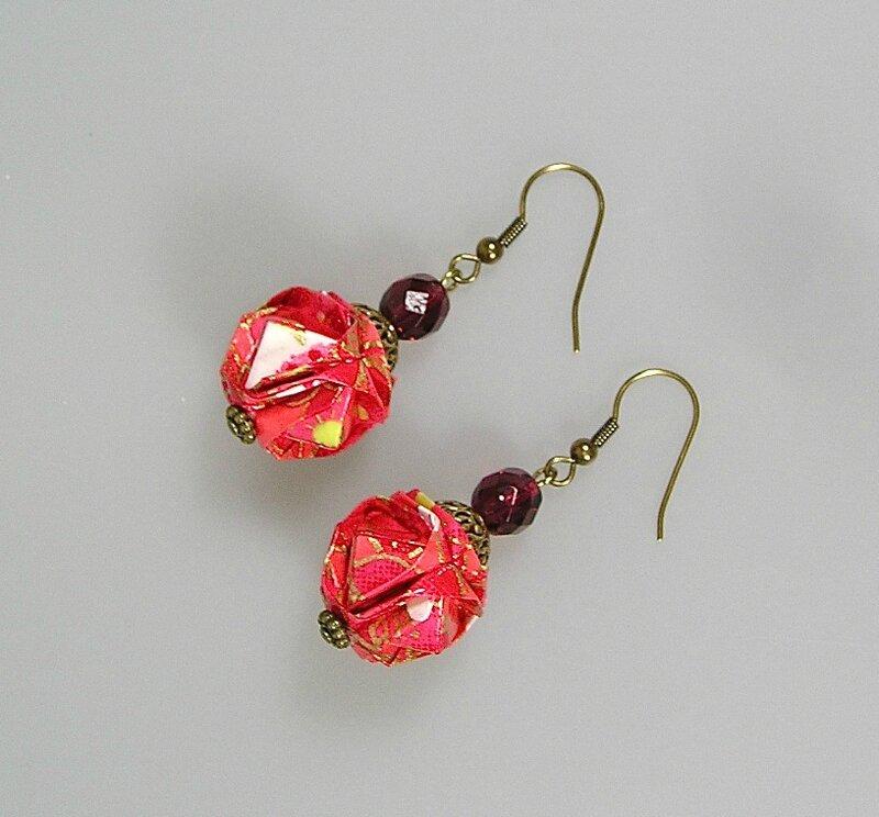 BO Boule rose corail V3