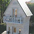 Maisons de poupées shabby