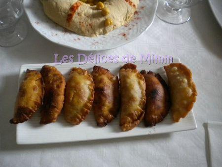 article recette houmous mezze libanais