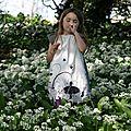 Marie-alice au pays des merveilles (...et des fleurs)