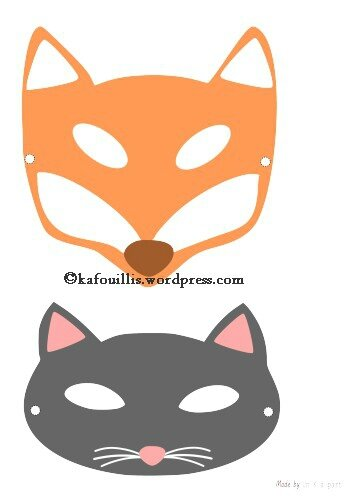 masques_renard_chat