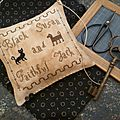 PETS THEME: Black Susan and Faithful Jack US $ 7.00