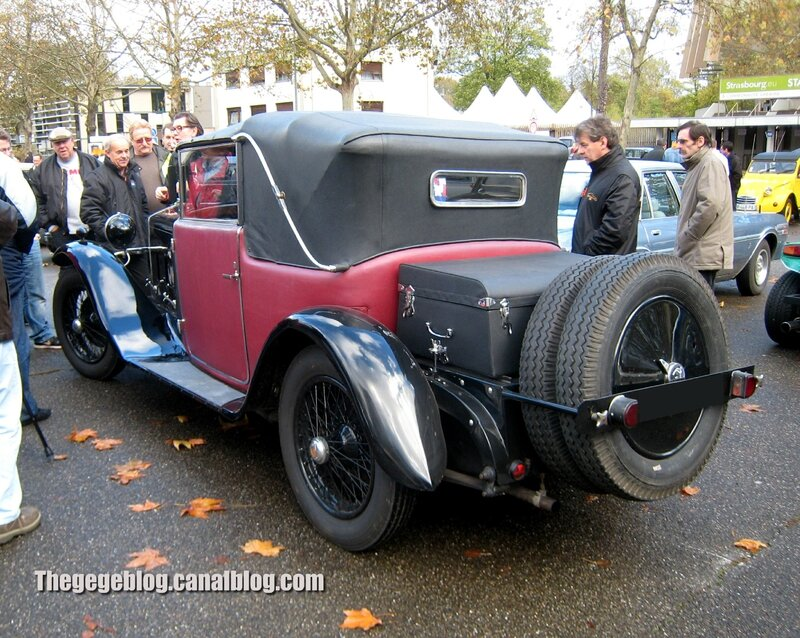 Ballot 2 LTS cabriolet Figoni de 1927 (Retrorencard novembre 2013) 02