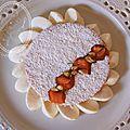 Dessert autour de l'abricot de christophe michalak