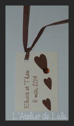 etiquettes personnalisee amour