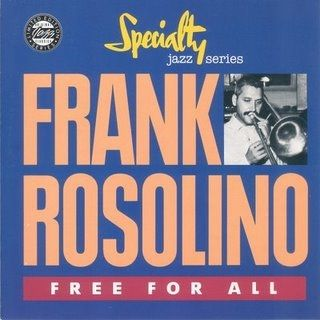 Frank Rosolino - 1958 - Free For All (Original Jazz Classic)