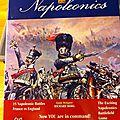 Bussaco de commands and colors napoleonics