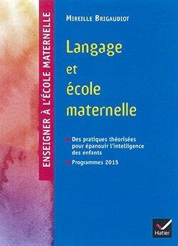 langage et école maternelle