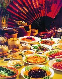 china_gourmets_delightsmall les repas chinois sont de la cuisine asiatique - Cuisine Asiatique Chinois