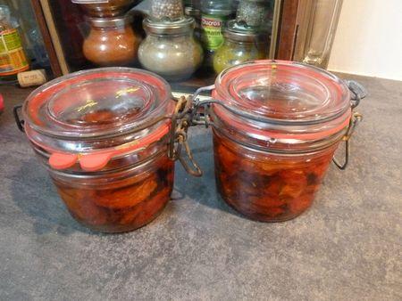tomates séchées à l'huile d'olive (2)