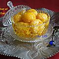 Confiture de clémentines et mandarines