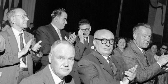 XVIIe congrès 1964