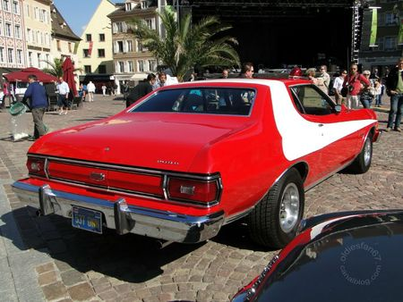 Ford gran torino 2door hardtop coupe 1974 1976 Festival Automobile de Mulhouse 2011 2