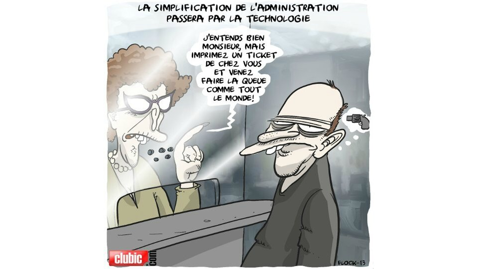 humour administration