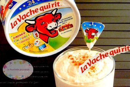 Tzatziki à la Vache qui rit®.