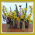 Décoration-florale-printanière