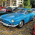 Renault caravelle (1958-1968)(Retrorencard novembre 2011) 01