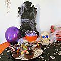 Party d'halloween : terrifiant !!!