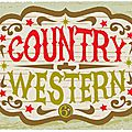 Grand bal country vendredi 3 avril