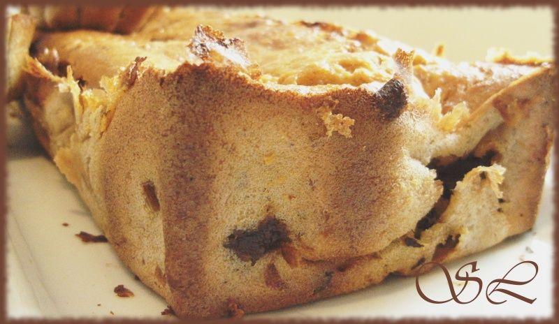 Pudding de pruneaux au th saveurs loz riennes - Cuisiner les pruneaux ...