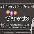 Le premier apéro kid friendly à paris le 30 septembre