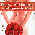 Collectif / osez..20 histoires érotiques de noël