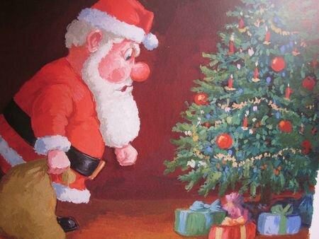 Gabriel le Lutin de Noël, d'Antoon Krings