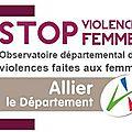 Quelques liens vers les éléments abordés lors des 3es rencontres de l'observatoire des violences faites aux femmes