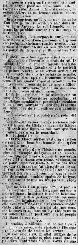 Le Petit Journal 22 12 1918-2