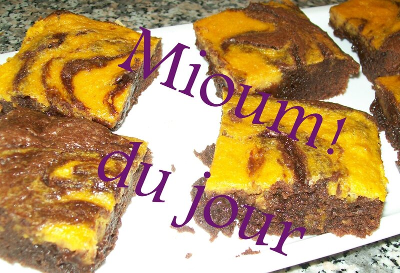 brownies potiron4