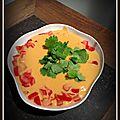#315 - soupe épicée à la patate douce