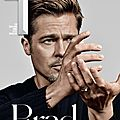 Brad pitt according to marlon james for t magazine men's fashion