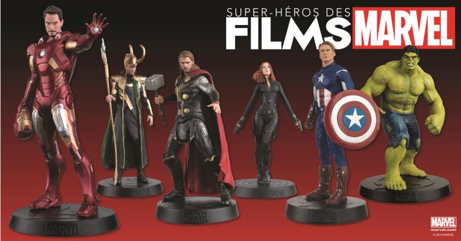 marvel film figurine